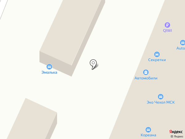 MTF Light на карте Москвы