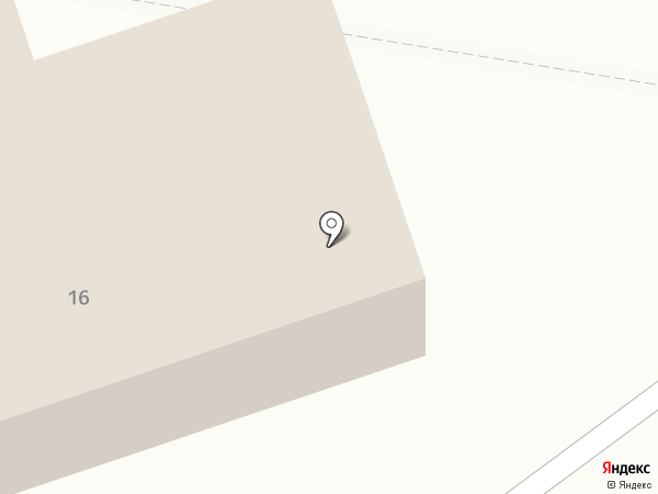 Фирма Андрей на карте Федюково