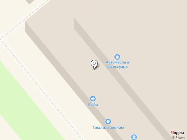 Киоск по продаже овощей, фруктов и орехов на карте Тулы