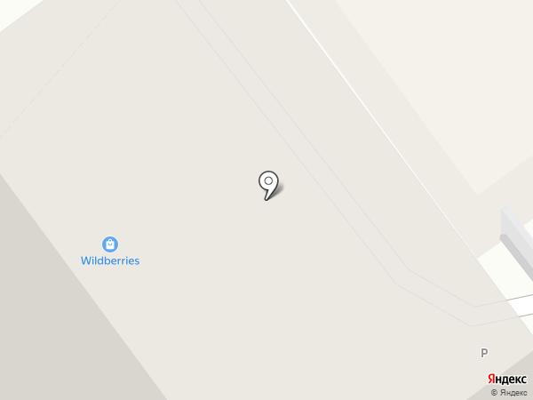 Да на карте Москвы