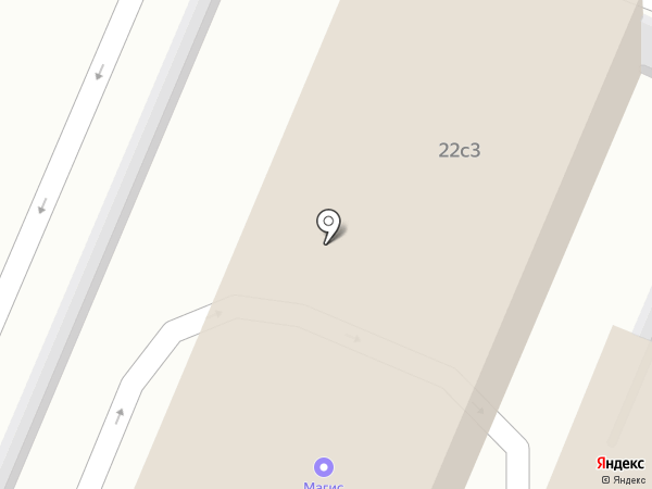 SELFIE на карте Москвы