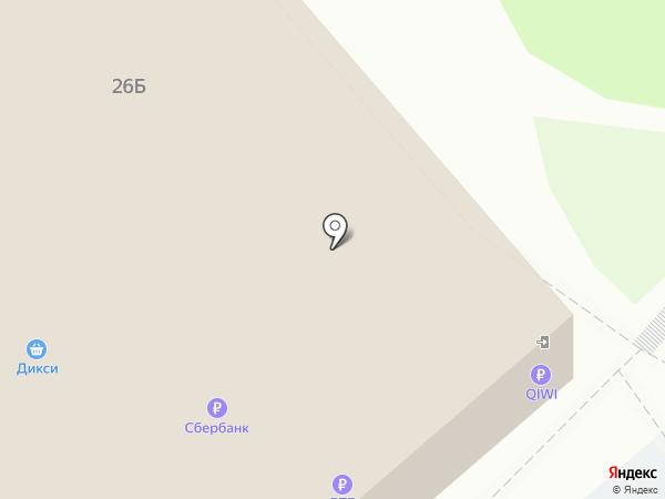 Радио+ на карте Тулы