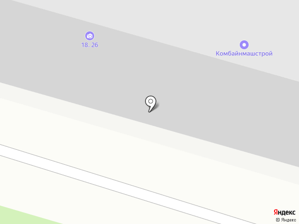 Светлана-К на карте Тулы