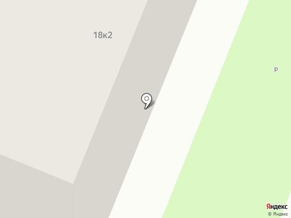Да-будет-свет на карте Москвы