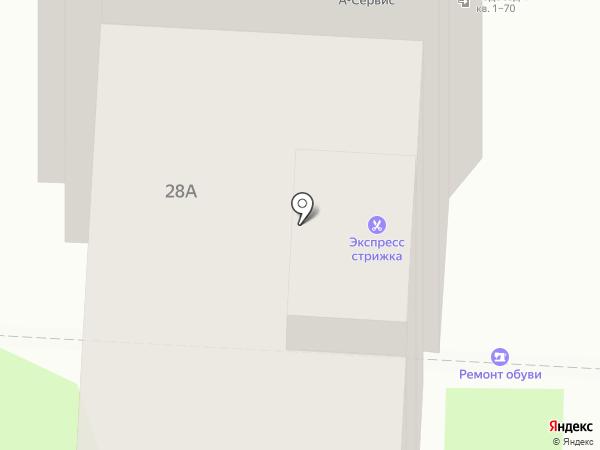 Пирожкофф на карте Тулы