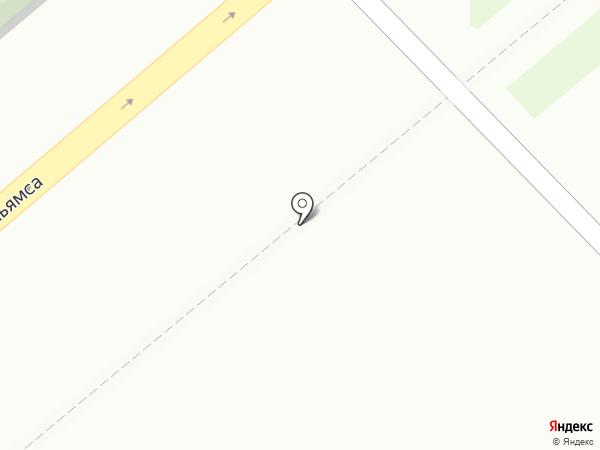 Шиномонтажная мастерская на карте Тулы