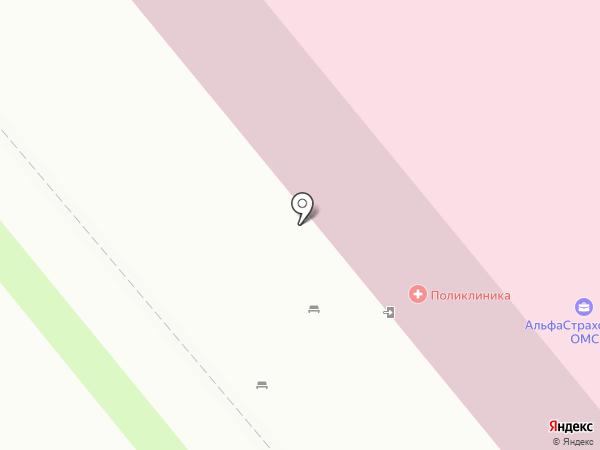 Росгосстрах на карте Тулы
