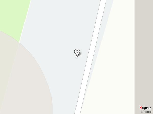 Союзник на карте Москвы