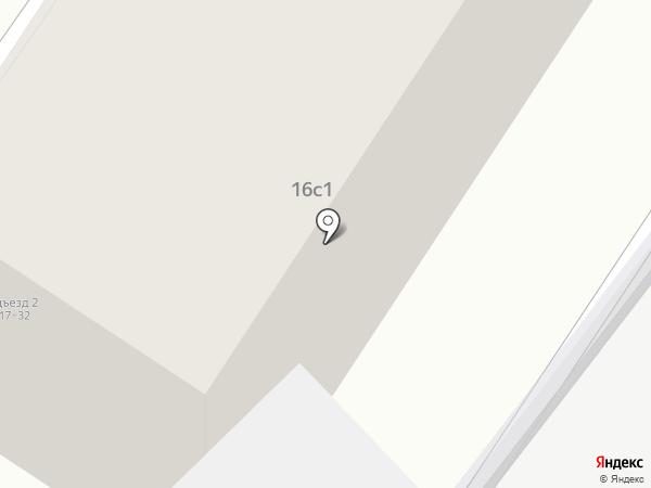 Колокола на карте Москвы