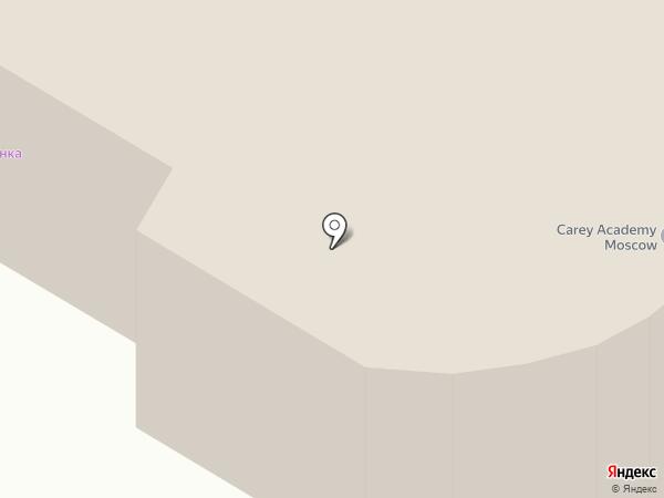 Юлис на карте Москвы
