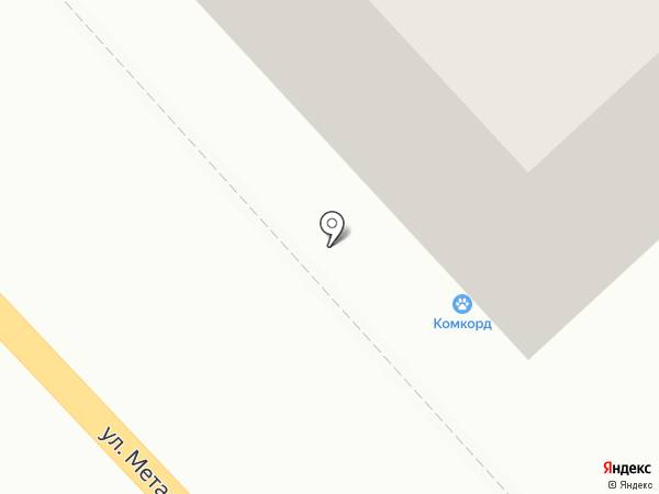 Мармеладка на карте Тулы