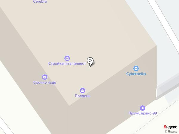 БАККА СОФТ на карте Москвы