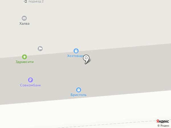 Видновские вести на карте Видного