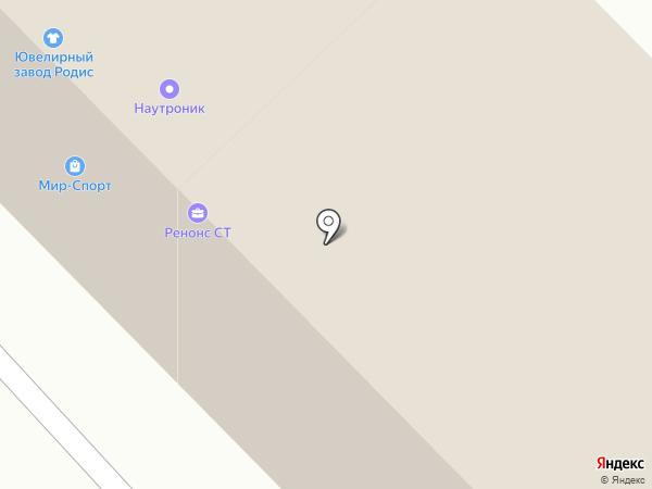 Uno Quadro на карте Москвы