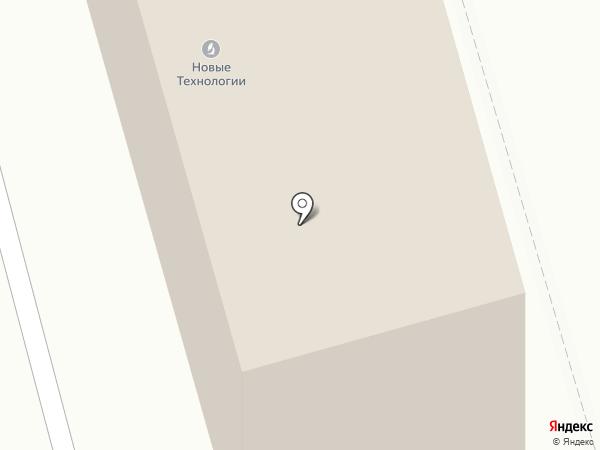 Машиностроение на карте Москвы