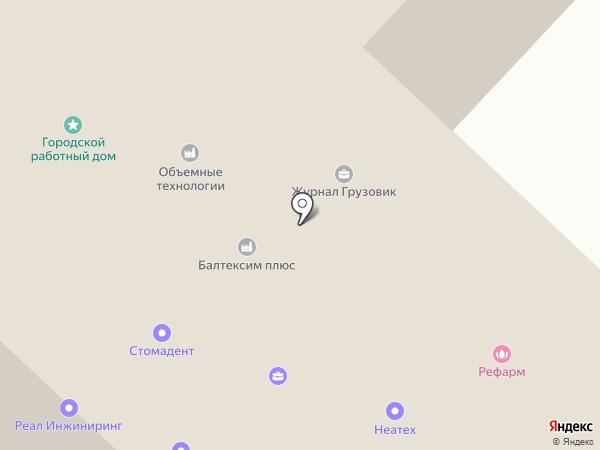 СпектрГрупп на карте Москвы