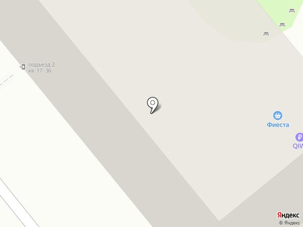 Бриз на карте Тулы