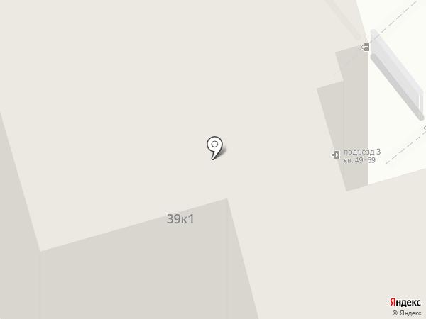 Авто-Гарант на карте Москвы