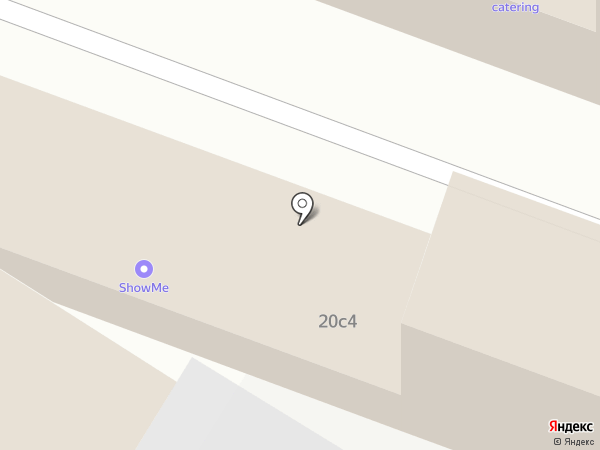 Доктор Ватсон на карте Москвы