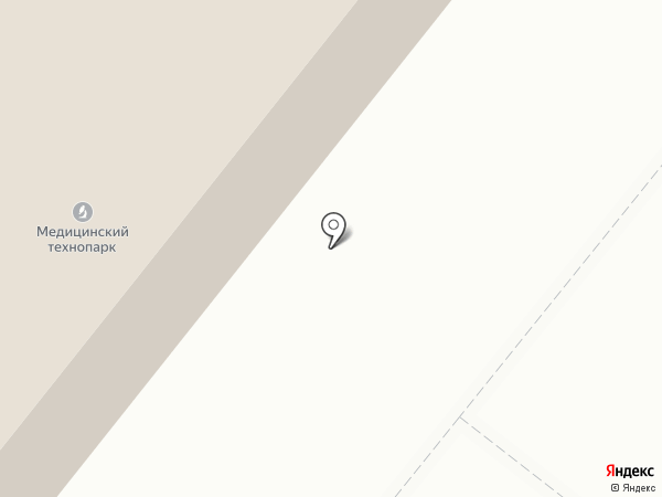 Инфекционная клиническая больница №2 на карте Москвы