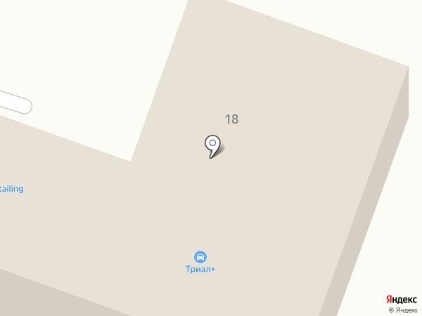 СТО Авто на карте Мытищ