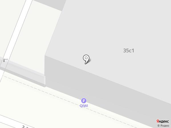 Хлеб & Соль на карте Москвы