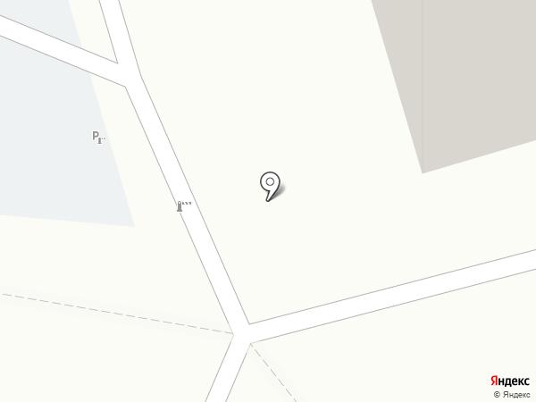 Автостоянка на Шипиловском проезде на карте Москвы