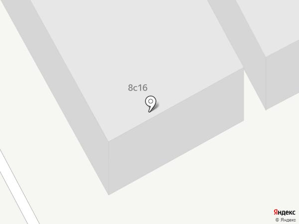 Techno Loft на карте Москвы