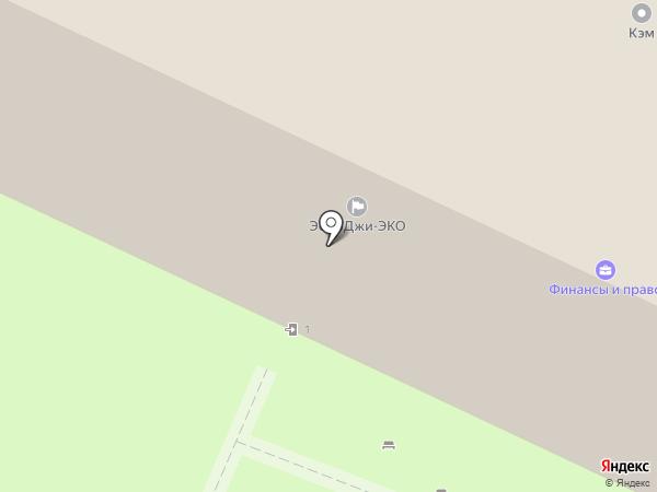 БЕРЕНАЙК77 на карте Москвы