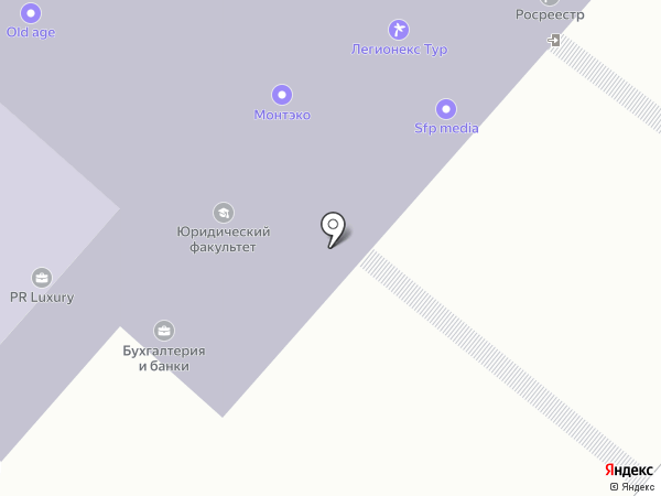 Mais на карте Москвы