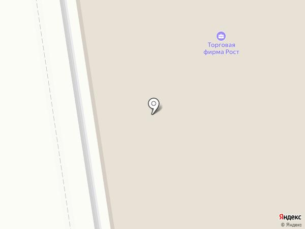 АСНА на карте Москвы