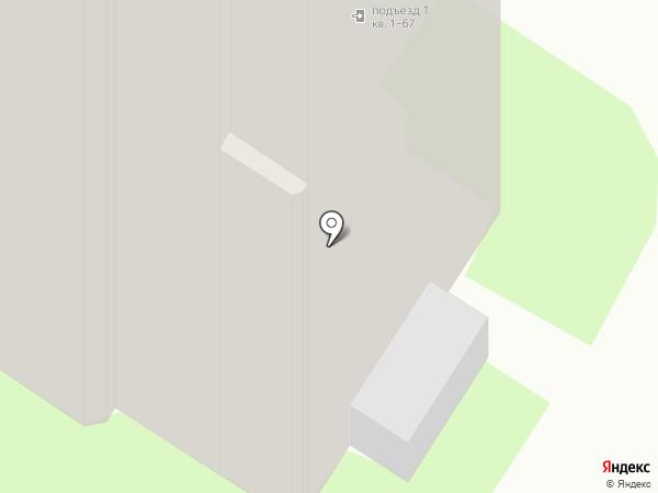 Азбука сада на карте Мытищ