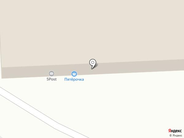 Ингосстрах, СПАО на карте Москвы