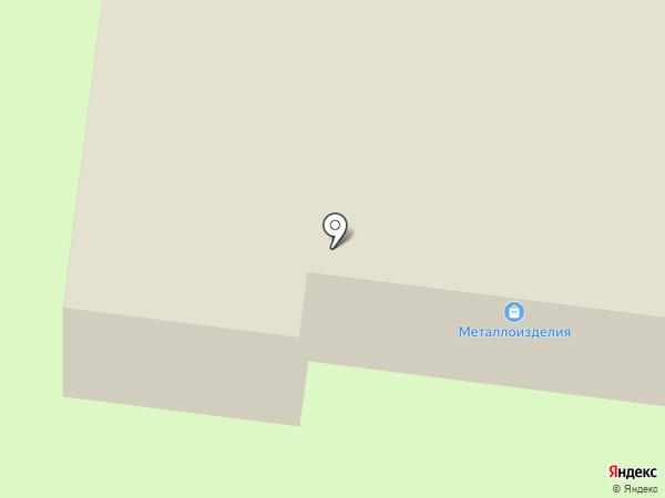 Центр защиты леса на карте Тулы
