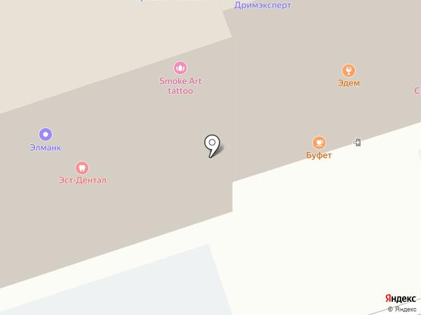 Townwatch на карте Москвы