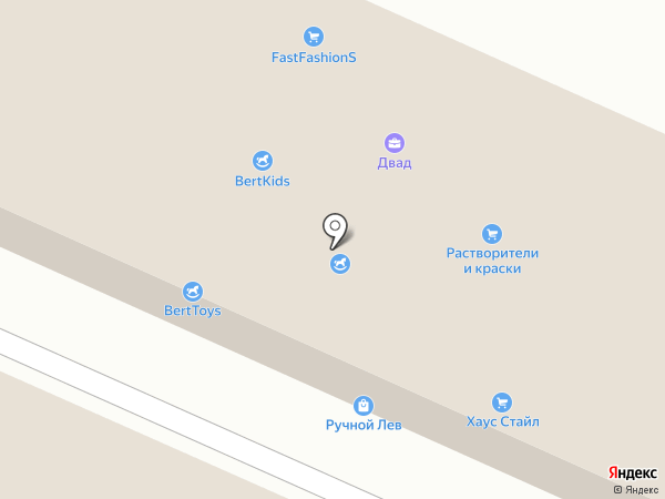 РАД Технология на карте Москвы
