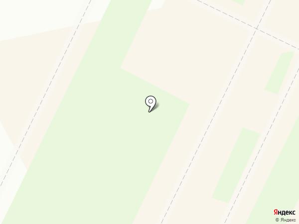Продуктовый магазин на карте Видного
