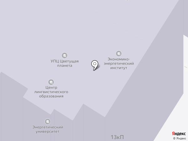 Умный Дом на карте Москвы