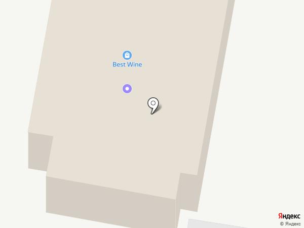 Опора-3 на карте Москвы