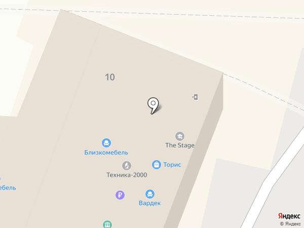 Московская городская сеть на карте Москвы