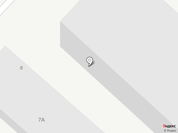 Лотос-Лэнд бевериджз на карте Новороссийска