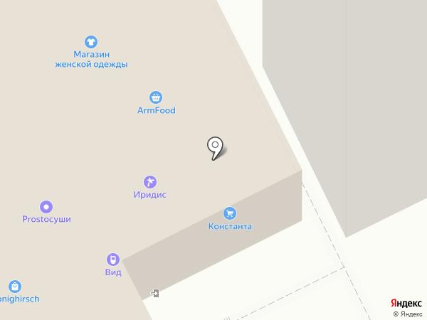 Феникс-Дымоходы на карте Видного