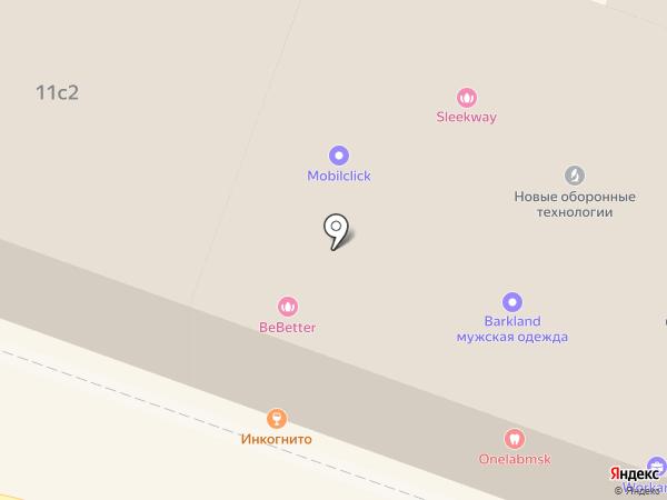SUNMAR на карте Москвы