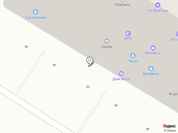 Магазин цветов на карте Мытищ