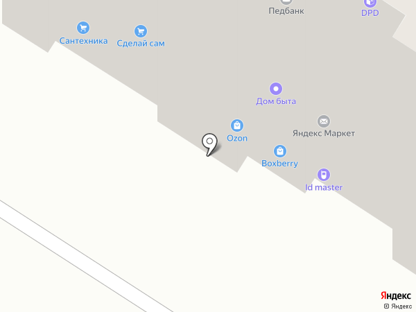 Фортуна-Лаб на карте Мытищ