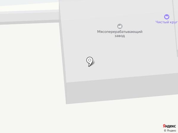 Энергоконтракт на карте Москвы