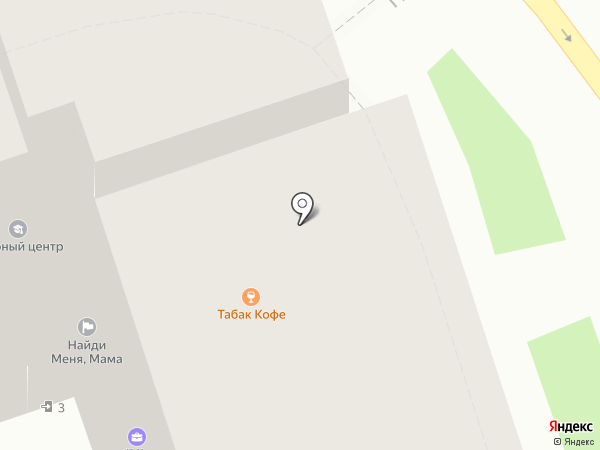 Найди меня, мама на карте Москвы