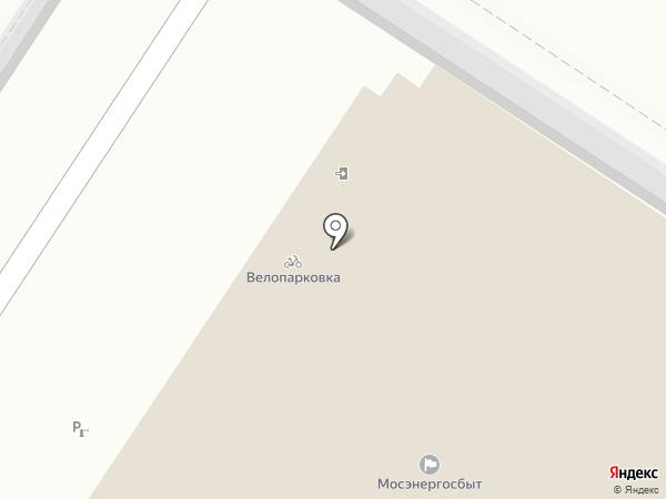 МосОблЕИРЦ на карте Мытищ