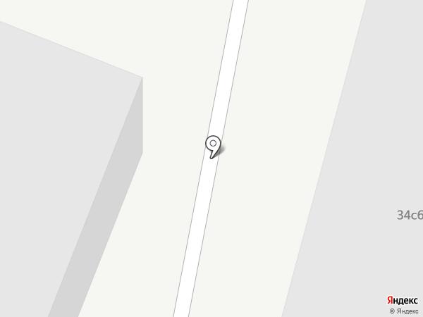 ДорМехТранс на карте Москвы
