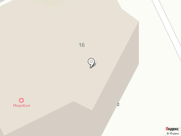 Главное Управление Пенсионного фонда РФ №8 г. Москвы и Московской области на карте Видного